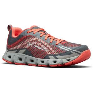 Columbia DRAINMAKER IV červená 10 - Dámské sportovní boty