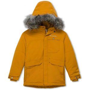 Columbia NORDIC STRIDER žlutá XL - Chlapecká bunda