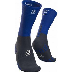 Compressport MID COMPRESSION SOCKS  T2 - Běžecké ponožky
