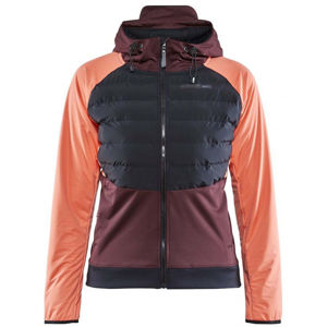 Craft PURSUIT THERMAL  2XL - Dámská zateplená bunda s kapucí