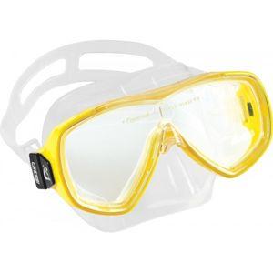 Cressi ONDA žlutá NS - Potápěčská maska
