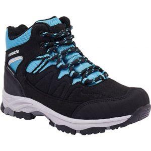 Crossroad DISCO modrá 28 - Dětská treková obuv