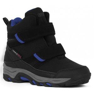 Crossroad CULLY modrá 25 - Dětská treková obuv