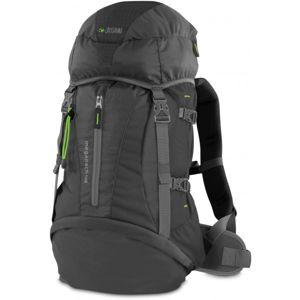 Crossroad MEGAPACK 40 černá  - Turistický batoh