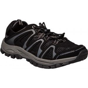 Crossroad MIGUAN černá 45 - Pánské sandály
