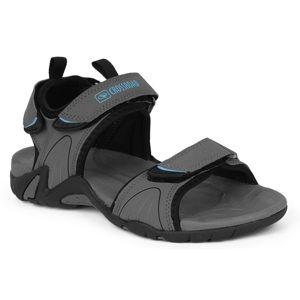 Crossroad MUFF šedá 40 - Dámské sandály