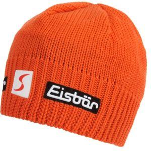 Eisbär TROP MU SP oranžová UNI - Dámská pletená čepice