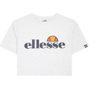 ELLESSE T-SHIRT ALBERTA bílá XS - Dámský crop top