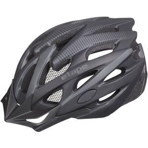 Etape TWISTER 2 tmavě šedá (58 - 61) - Pánská cyklistická helma