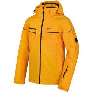 Hannah KIAN oranžová XL - Pánská lyžařská bunda
