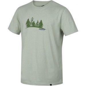 Hannah KIRIL zelená XL - Pánské tričko