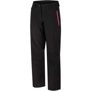 Hannah MARLEY černá 34 - Dámské softshellové kalhoty
