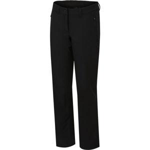Hannah MAURE černá 38 - Dámské softshellové kalhoty