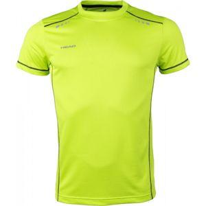 Head DANIEL zelená XXL - Pánské funkční triko