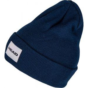 Head SAMUEL tmavě modrá UNI - Zimní čepice