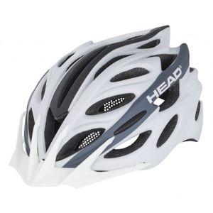 Head MTB W07 bílá S/M - Cyklistická helma