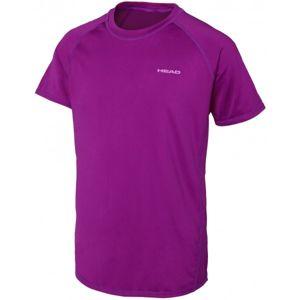 Head VESNA fialová 116-122 - Dětské triko