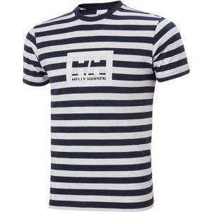 Helly Hansen TOKYO T-SHIRT bílá 2XL - Pánské triko