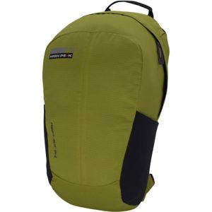 High Peak Reflex 14 tmavě zelená NS - Turistický batoh