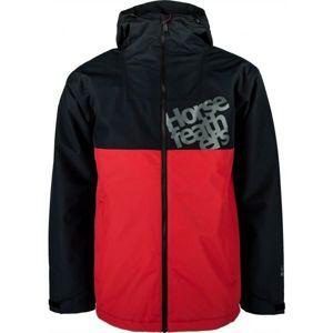Horsefeathers CONNER černá XXL - Pánská lyžařská/snowboardová bunda