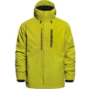 Horsefeathers GLENN JACKET  M - Pánská lyžařská/snowboardová bunda