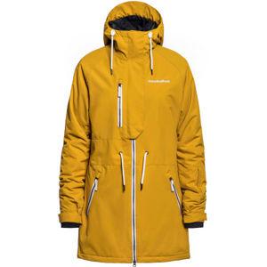 Horsefeathers KASSIA JACKET  S - Dámská lyžařská/snowboardová bunda
