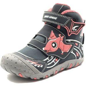 Junior League ABDON 2 HIGH béžová 31 - Dětské kotníkové boty
