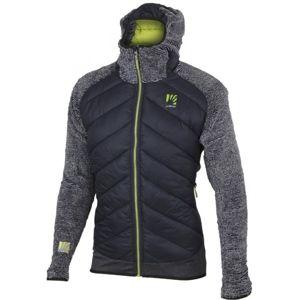 Karpos MARMAROLE šedá XL - Pánská zimní bunda