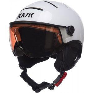 Kask ESSENTIAL PHOTOCHROMIC bílá (59 - 60) - Lyžařská helma
