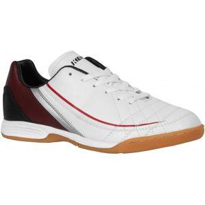 Kensis FUSION bílá 40 - Dětská sálová obuv
