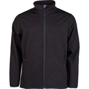 Kensis RORI černá L - Pánská softshellová bunda