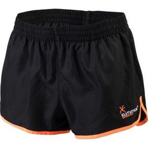 Klimatex BOEL oranžová L - Dámské běžecké šortky
