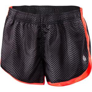 Klimatex KATO černá XS - Dámské běžecké šortky