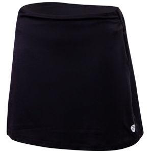 Klimatex MONIQ černá L - Dámská běžecká sukně 2v1