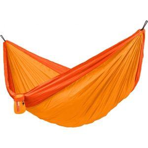 La Siesta COLIBRI 3.0 DOUBLE oranžová NS - Hamaka