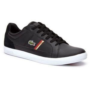 Lacoste EUROPA 319 černá 44 - Pánské nízké tenisky