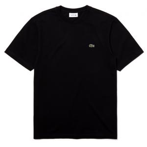 Lacoste MENS T-SHIRT černá M - Pánské tričko