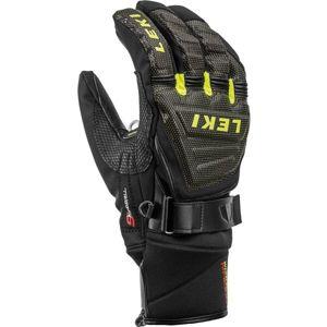 Leki RACE COACH V-TECH S černá 8.5 - Sjezdové rukavice