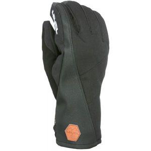 Level MATRIX DUO černá 7 - Pánské lyžařské rukavice