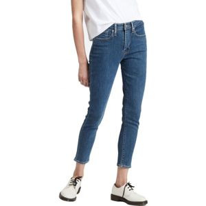 Levi's 721™ HI RISE SKINNYANKLE tmavě modrá 26 - Dámské kalhoty