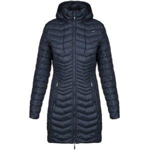 Loap JONNA tmavě modrá S - Dámský zimní kabát