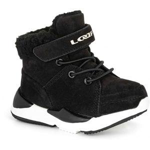 Loap JIMMA černá 27 - Dětská zimní obuv