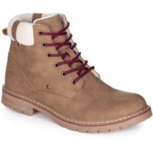 Loap BALERA hnědá 37 - Dámská zimní obuv