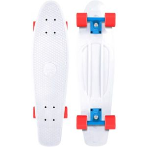 Long Island WHITE 22 bílá NS - Mini longboard