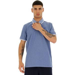 Lotto POLO FIRENZE PQ modrá S - Pánské polo triko