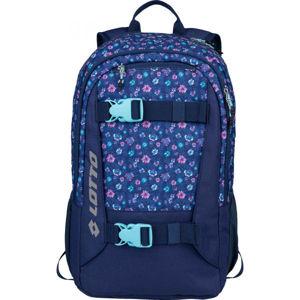 Lotto AVENGER tmavě modrá NS - Školní batoh