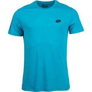Lotto DINAMICO TEE CO modrá L - Pánské tričko