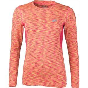 Lotto NILA oranžová XS - Dámské triko s dlouhým rukávem