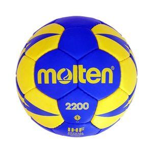 Molten HX2200 modrá 0 - Házenkářský míč