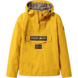 Napapijri RAINFOREST M SUM 1 žlutá L - Pánská bunda